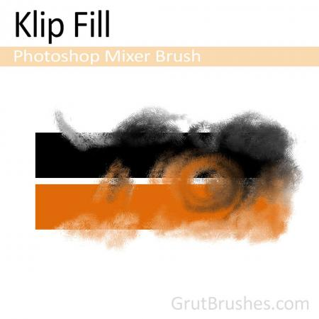 Klip Fill - Photoshop Mixer Brush
