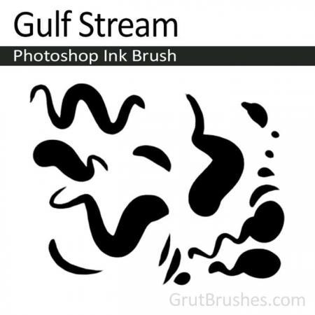 Gulf Stream - Photoshop Ink Brush
