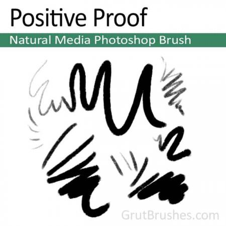 Positive Proof - Natural Media Pastel Brush