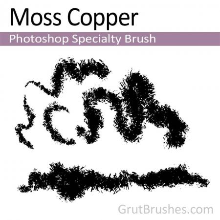 Moss Copper - Photoshop Specialty brush