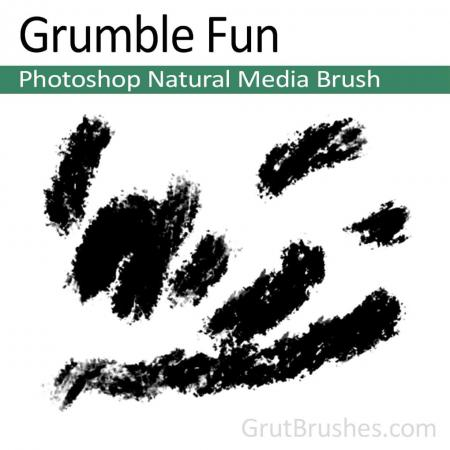 Grumble Fun - Photoshop Natural Media Brush