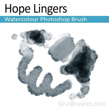 Hope Lingers - Photoshop Watercolor Brush