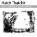 Hatch Thatchit - Cross Hatching Photoshop Brush