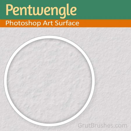 Seamless Paper Texture Pentwengle