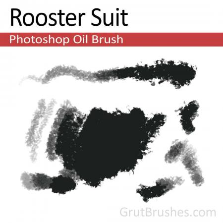 Rooster Suit - Photoshop Oil Brush