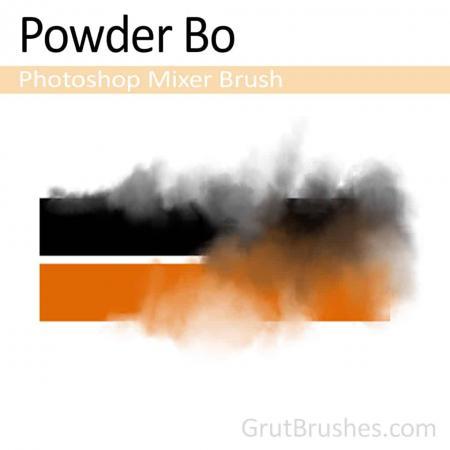 Powder Bo - Photoshop Mixer Brush