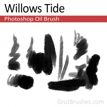 Willows Tide - Photoshop Oil Brush